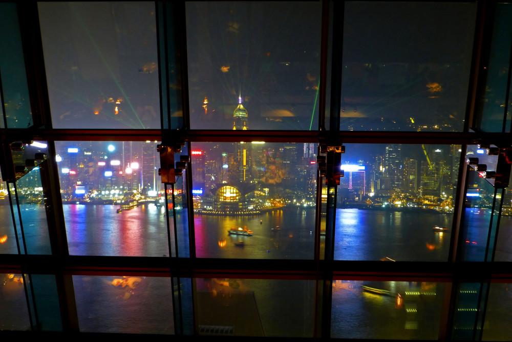 Symphony of Lights from Aqua Hong Kong | www.rtwgirl.com