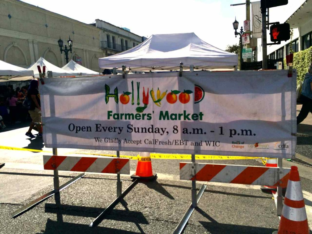 Hollywood Farmers Market - Los Angeles Farmers Markets | www.rtwgirl.com