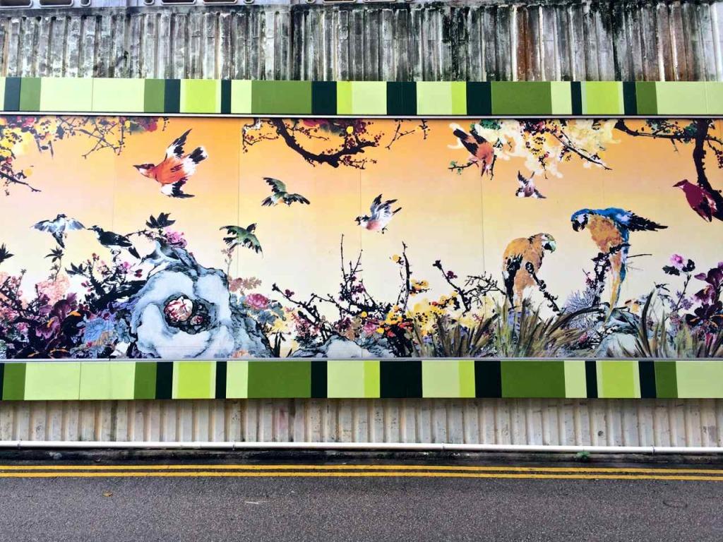 Hong Kong Bird Garden Yuen Po