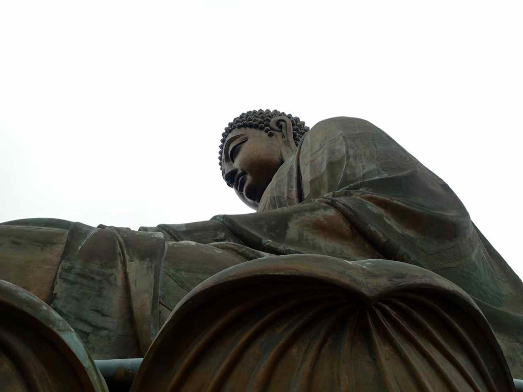 Tian Tan Buddha Hong Kong RTWgirl.com