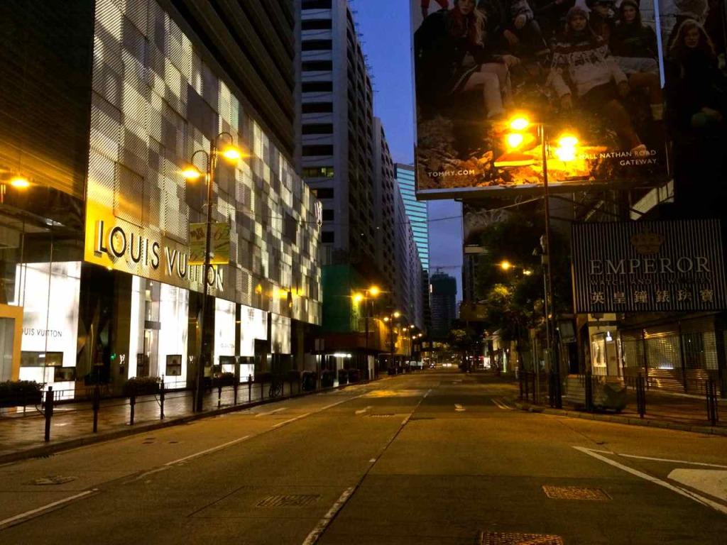 Canton Road Quiet