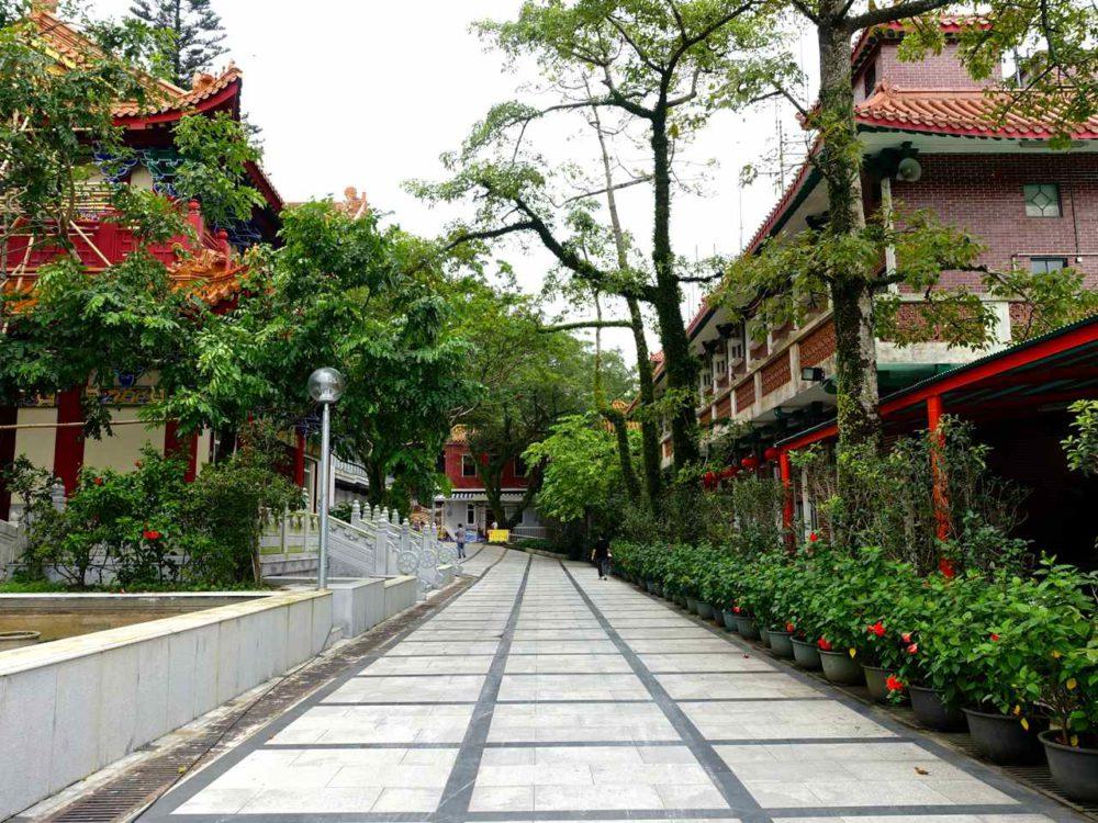 Po Lin Monastery Hong Kong RTWGirl.com