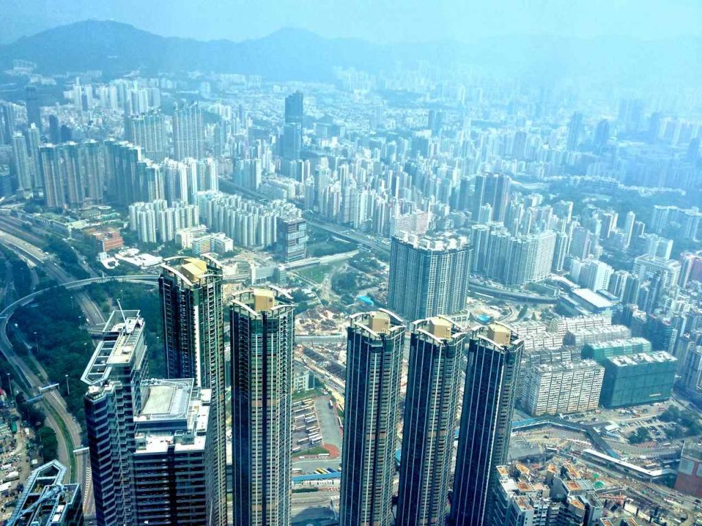 Sky100 - Hong Kong Views Not To Miss