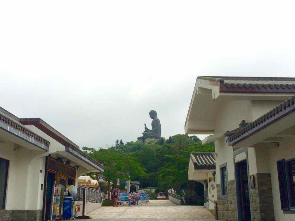 Ngong Ping Village - Lantau Island Hong Kong