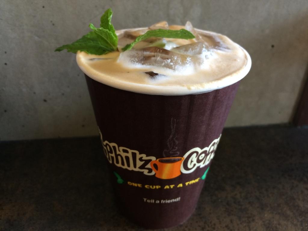 Philz Coffee Santa Monica | www.rtwgirl.com