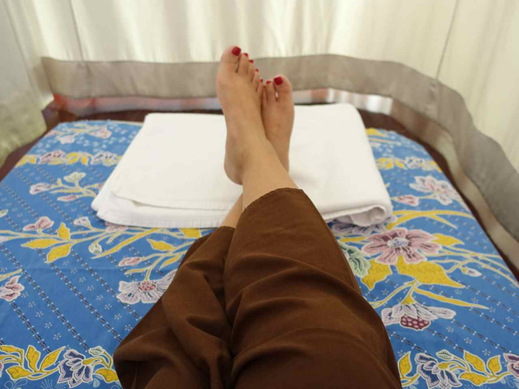 A Thailand Must Do: Get A Thai Massage