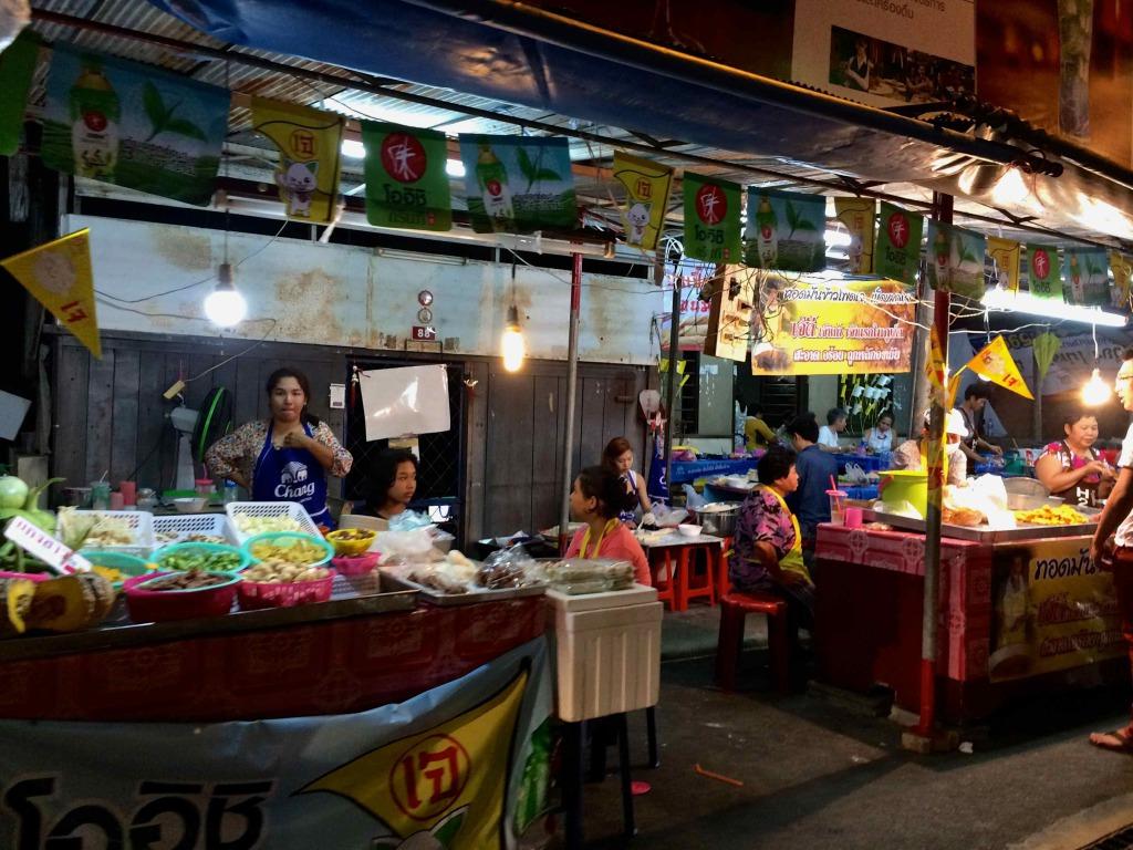Old Town Night Market Phuket