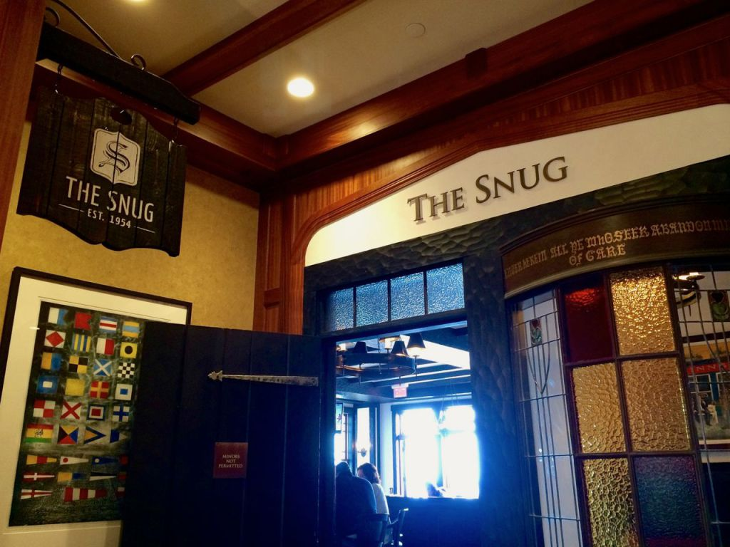 Snug Pub Victoria's Oldest Pub