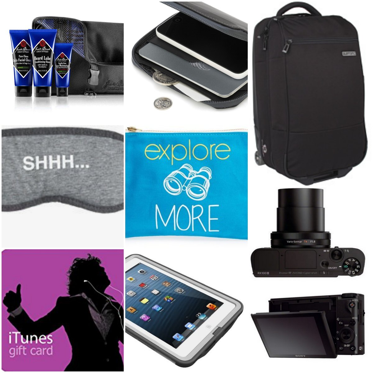 RTWgirl Holiday/Christmas Gift Guide For Travel Lovers and Travelers