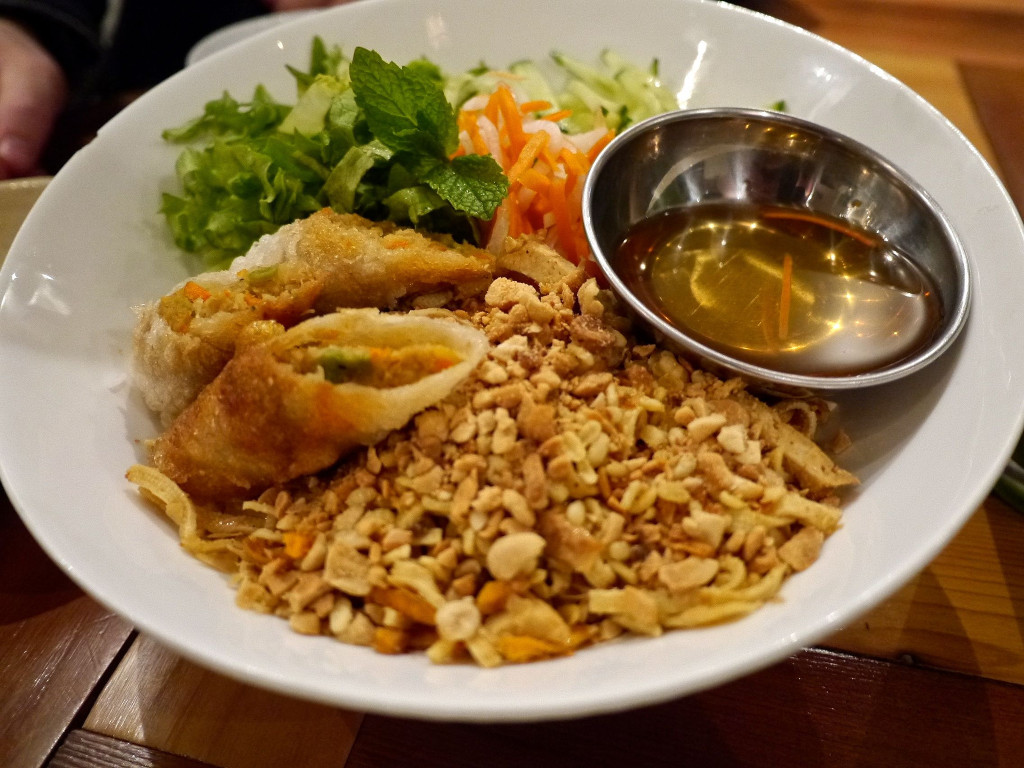 Chau Veggie Express - Best Budget Meals Under $20 In Vancouver | www.rtwgirl.com