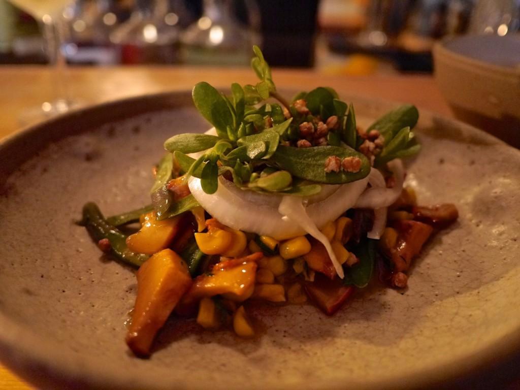Burdock Vancouver Food