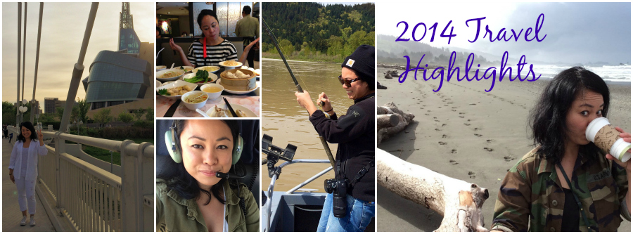 RTWgirl's Travel Highlights of 2014