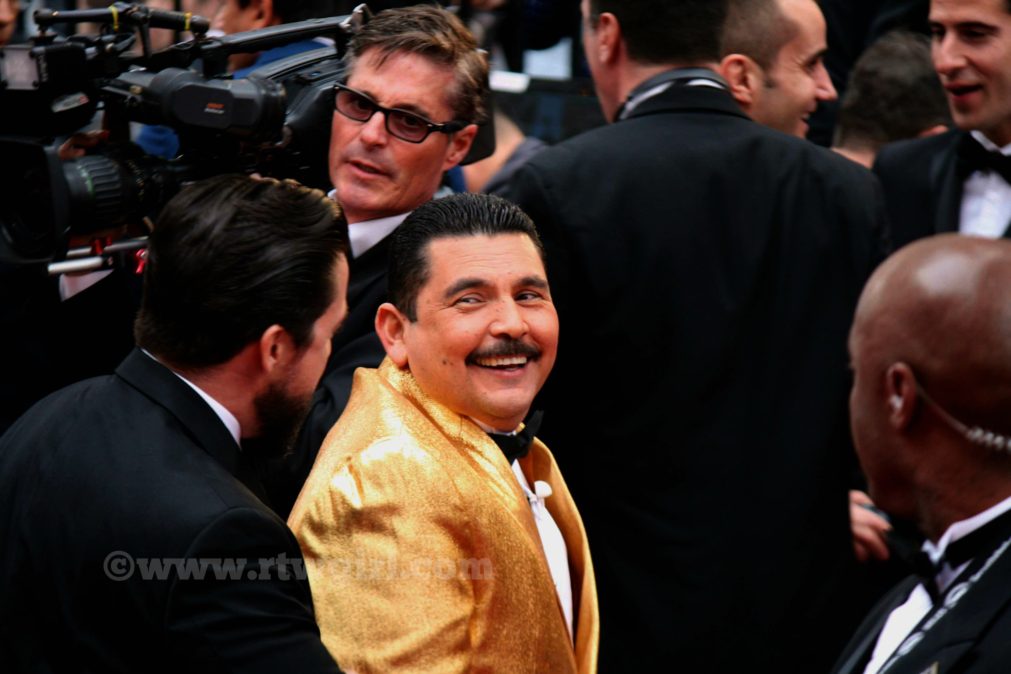 Guillermo Red Carpet 2015