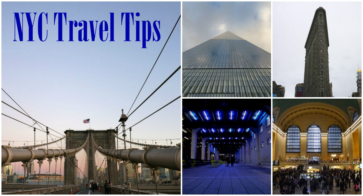 Helpful Travel Tips For New York City