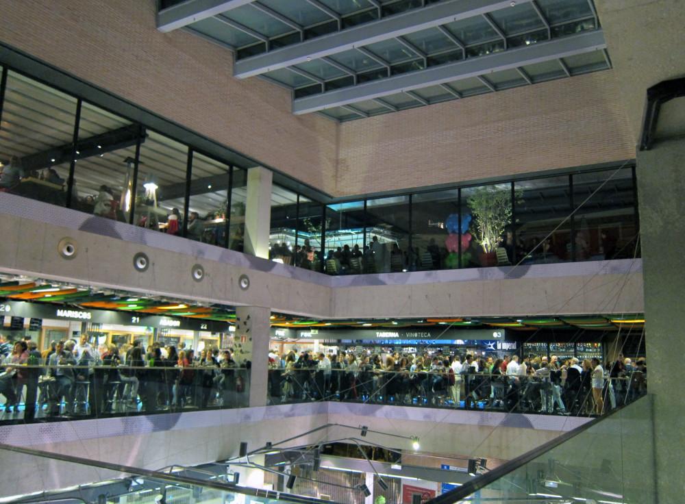 Mercado de San Anton Madrid |www.rtwgirl.com