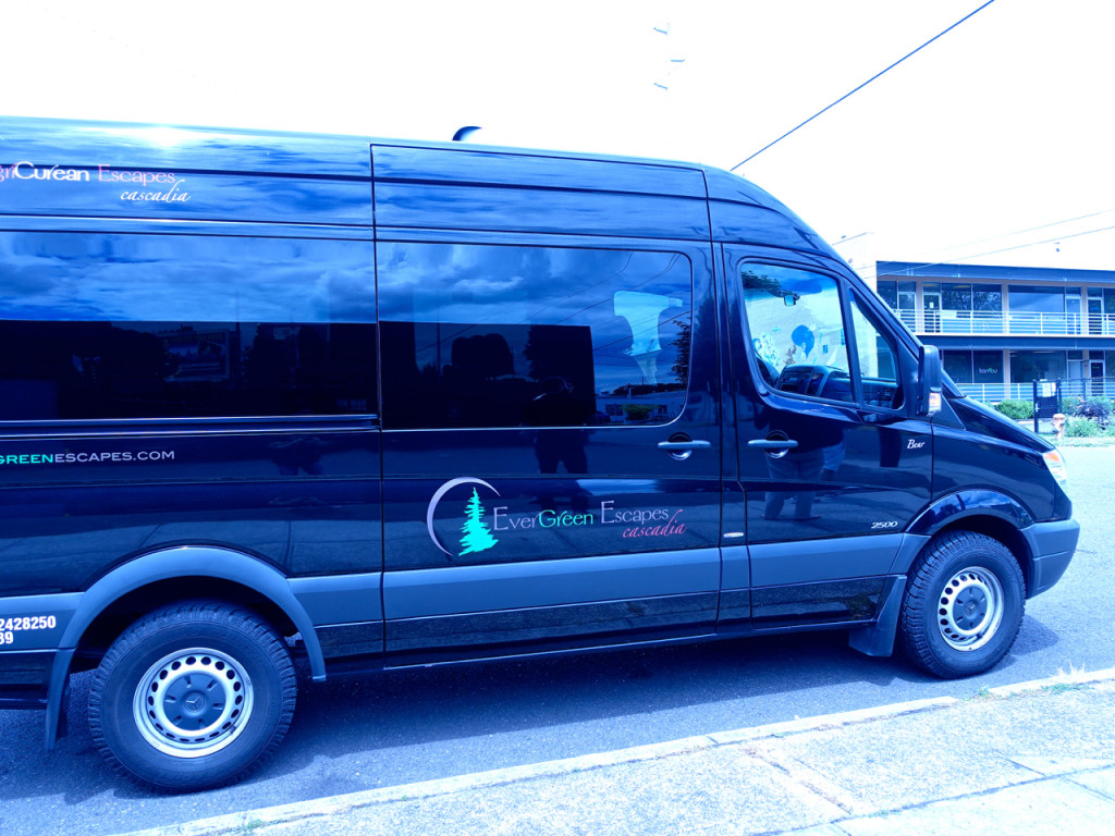 Evergreen Escapes Brewery Tour Portland