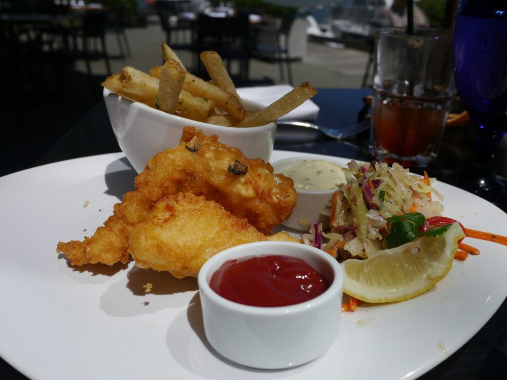 Granville Island Dockside Restaurant | www.rtwgirl.com