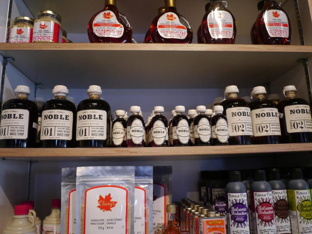 Granville Island Edible Canada | www.rtwgirl.com