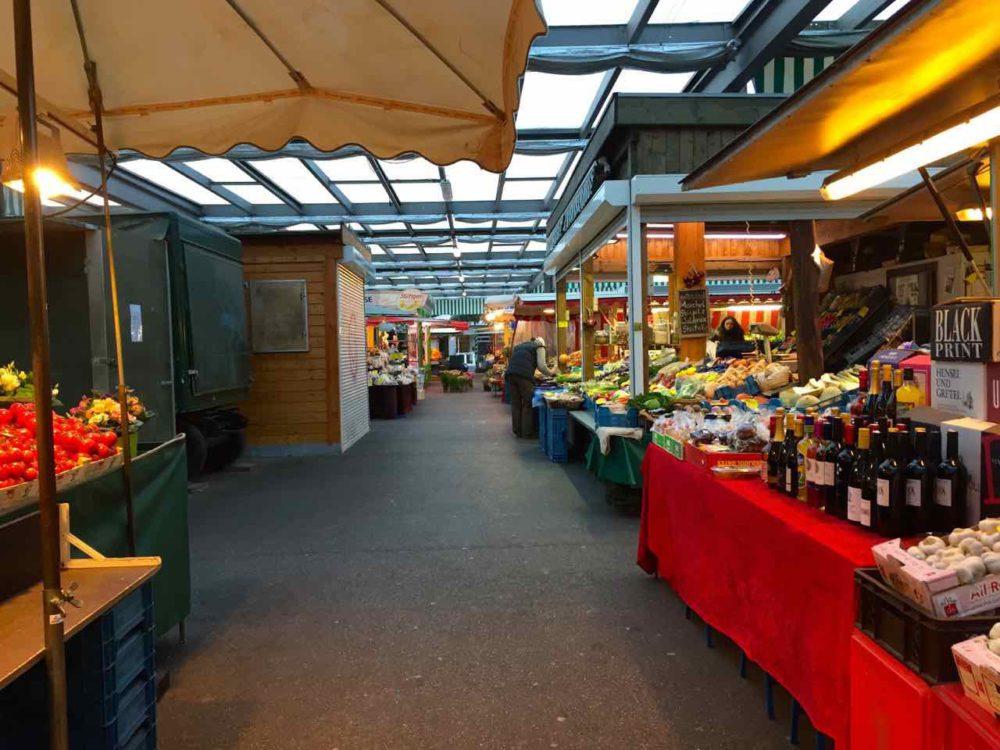 Carlsplatz Farmers Market