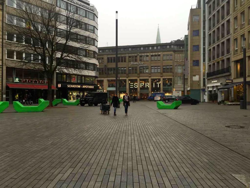 Schadowplatz Dusseldorf