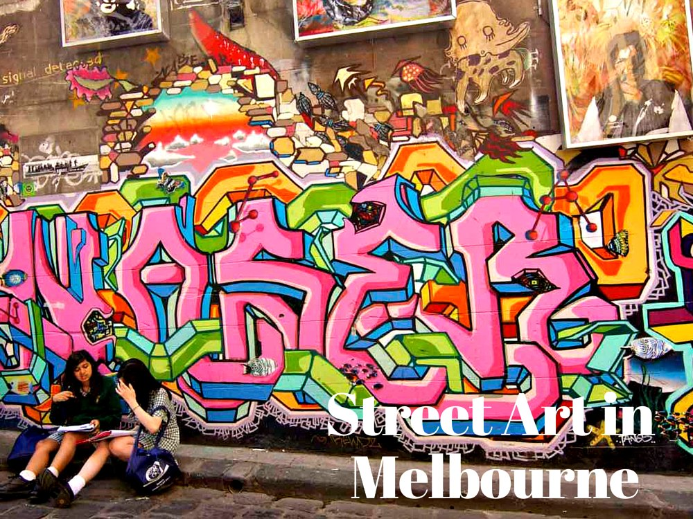 Exploring Street Art In Melbourne, Australia