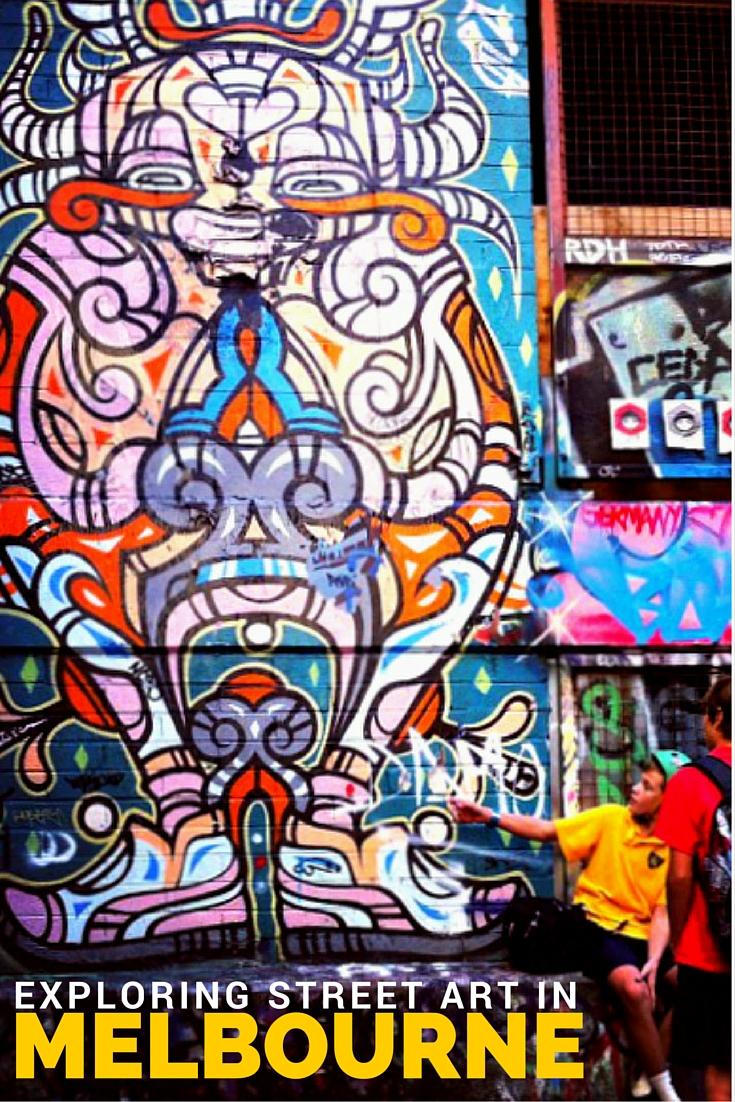 Exploring Melbourne Street Art   www.rtwgirl.com