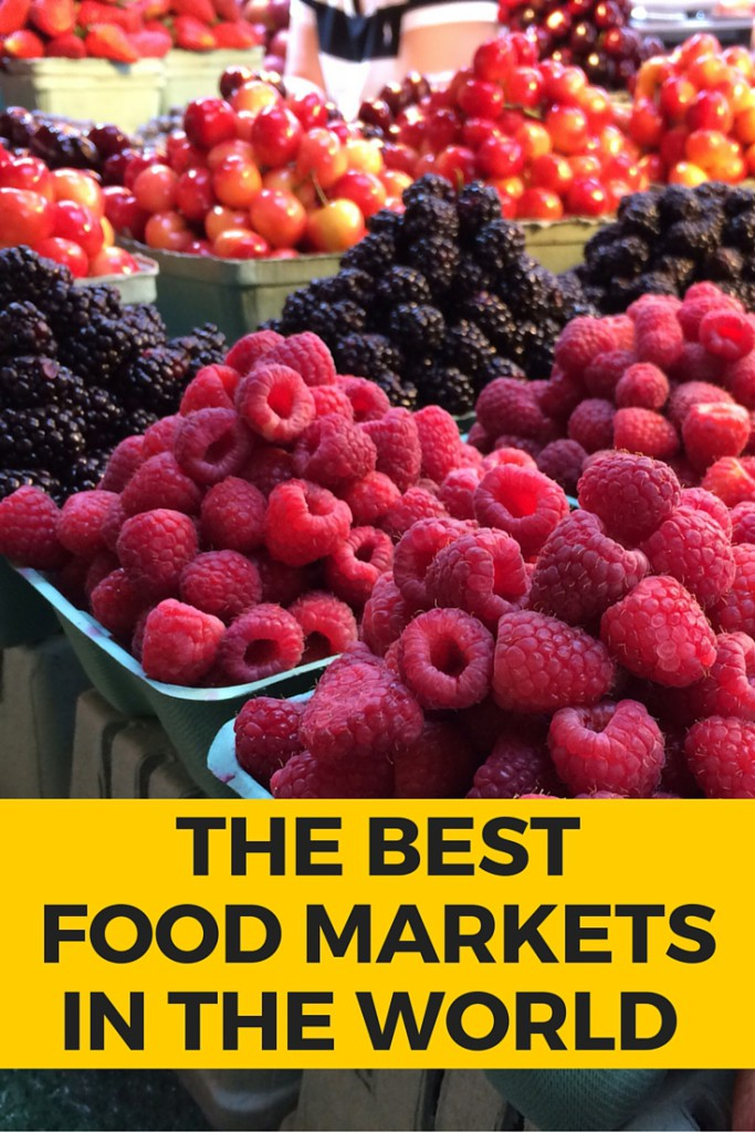 Best Food Markets In The World
