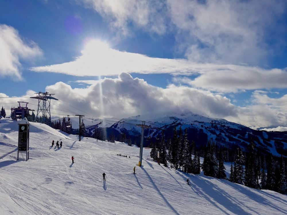Whistler Blackcomb Winter via http://rtwgirl.com