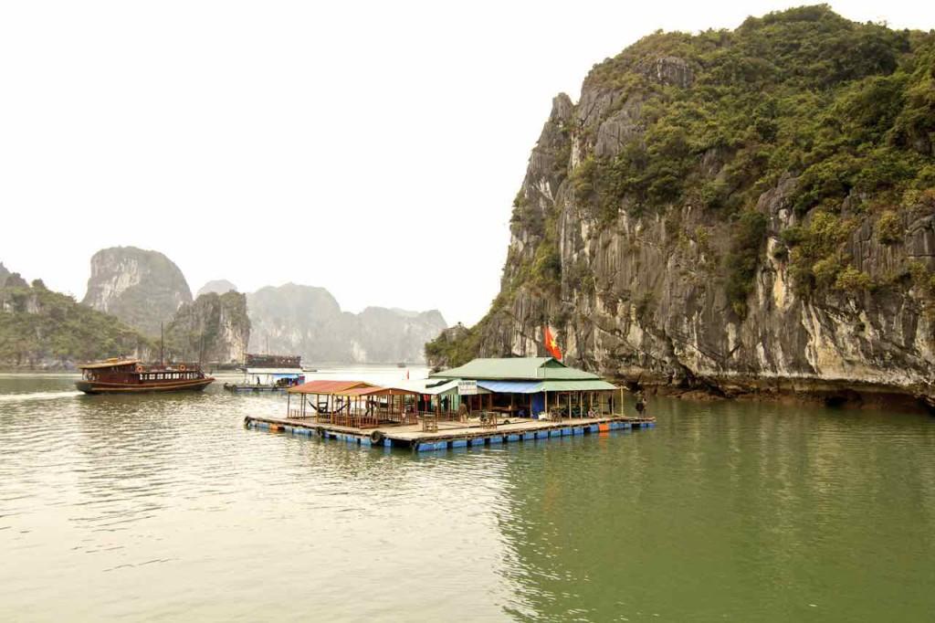 Ha Long Bay Vietnam | www.rtwgirl.com