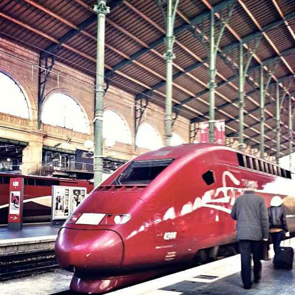 Train Travel With Rail Europe Plus A Eurail Pass Give Away