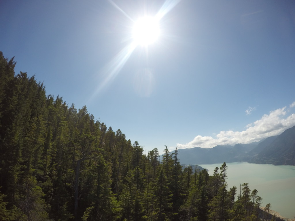Sea To Sky Gondola Squamish Day Trip | www.rtwgirl.com