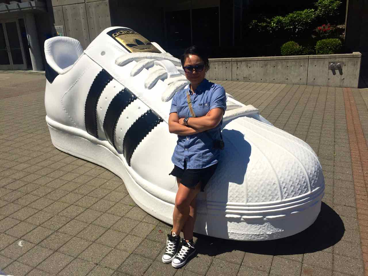 Adidas HQ Portland, Oregon