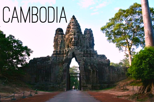 Cambodia TRAVEL GUIDES