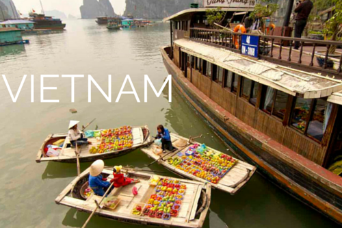 VIETNAM TRAVEL GUIDES