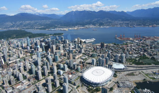 Helijet Vancouver Sightseeing Tour | www.rtwgirl.com