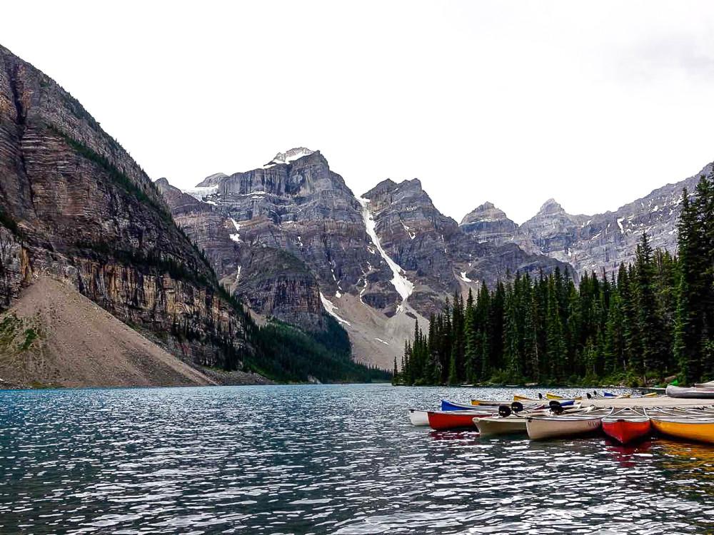 Moraine Lake   www.rtwgirl.com