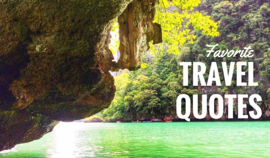 Travel Quotes | www.rtwgirl.com