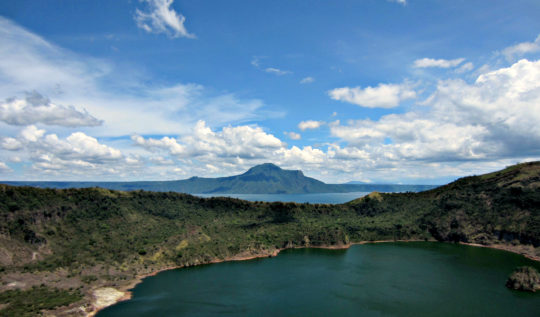 Mount Taal: A Day Trip From Manila | www.rtwgirl.com