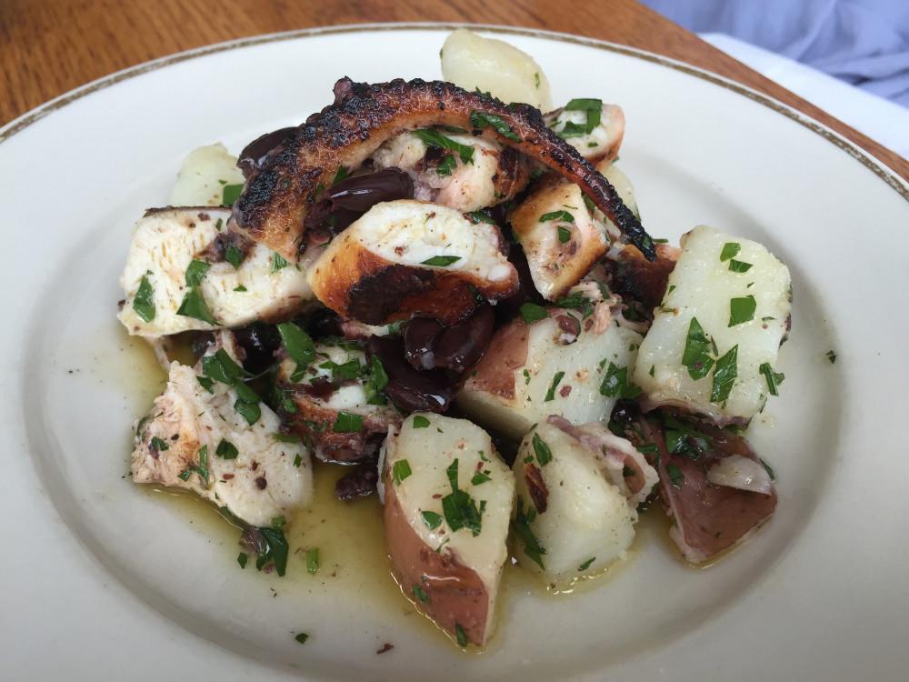 Luce on Burnside - Portland food