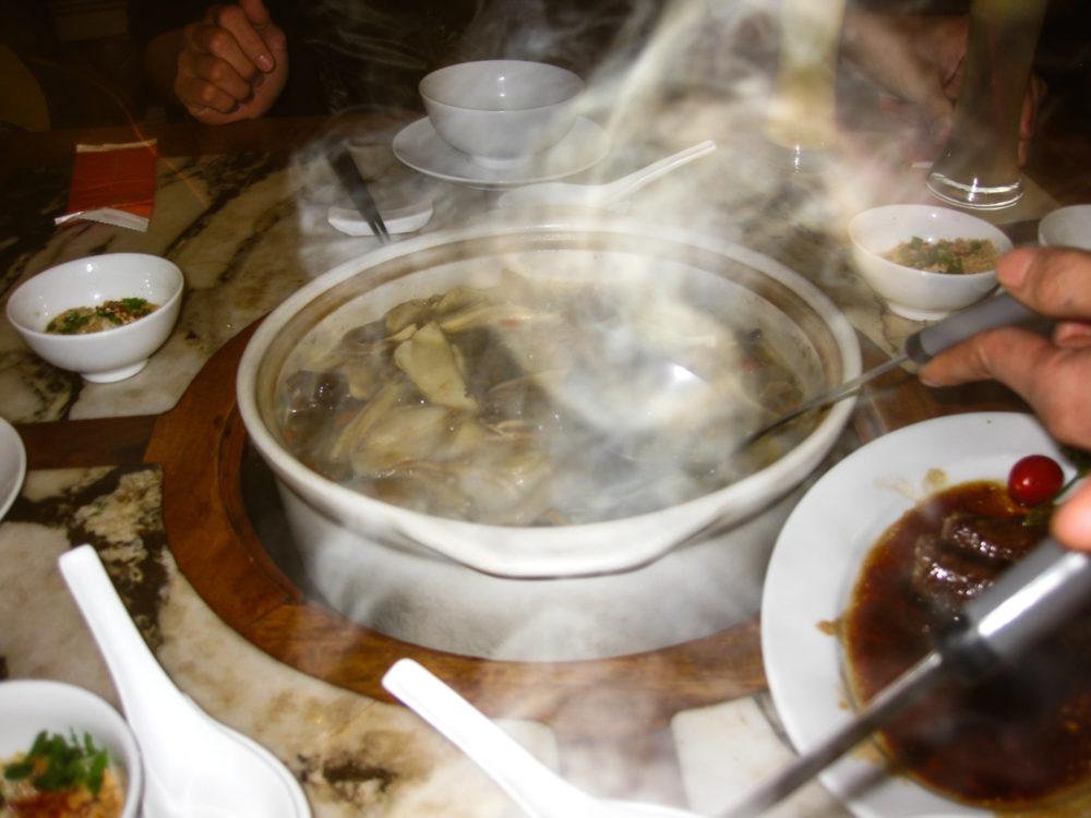 Ashima Mushroom Hot Pot Hanoi
