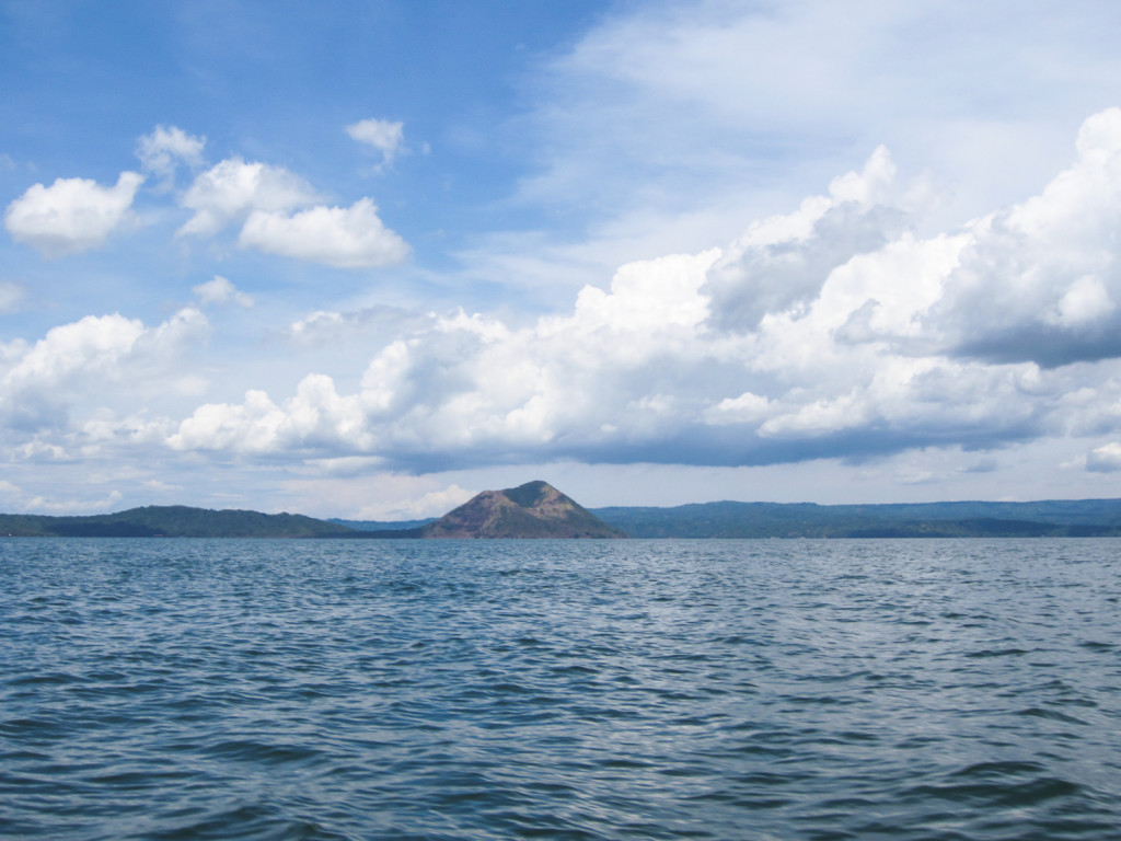 Mount Taal Philippines