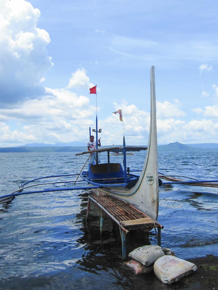 Mount Taal Philippines