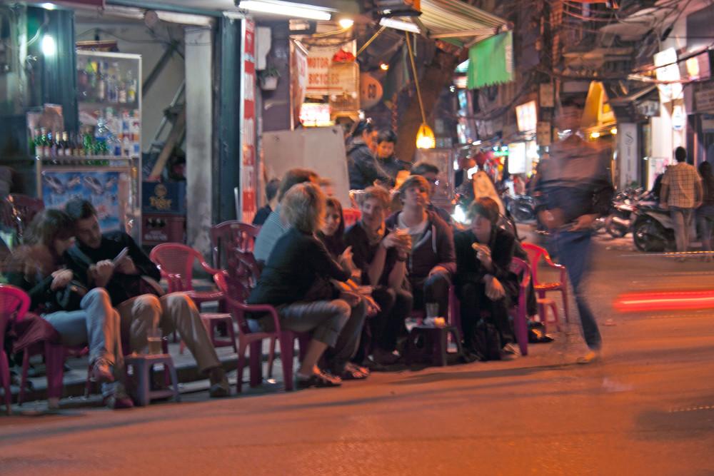 Beer bar Old Quarter