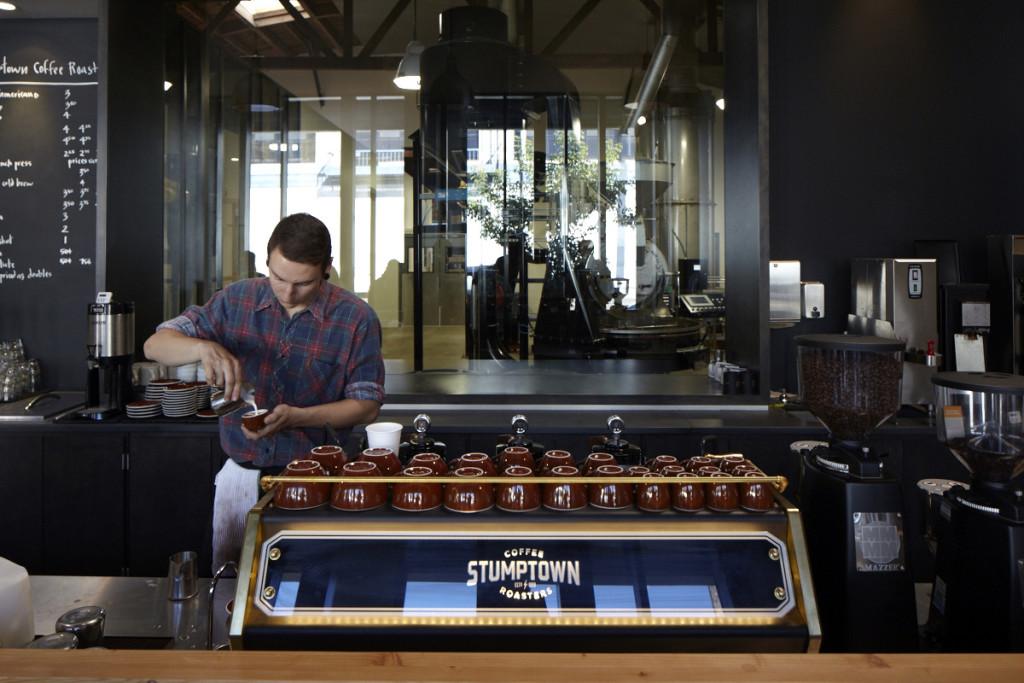 Stumptown DTLA - Los Angeles Coffee | www.rtwgirl.com