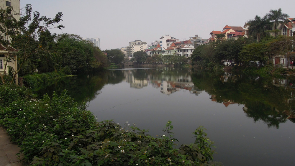 West Lake Vietnam