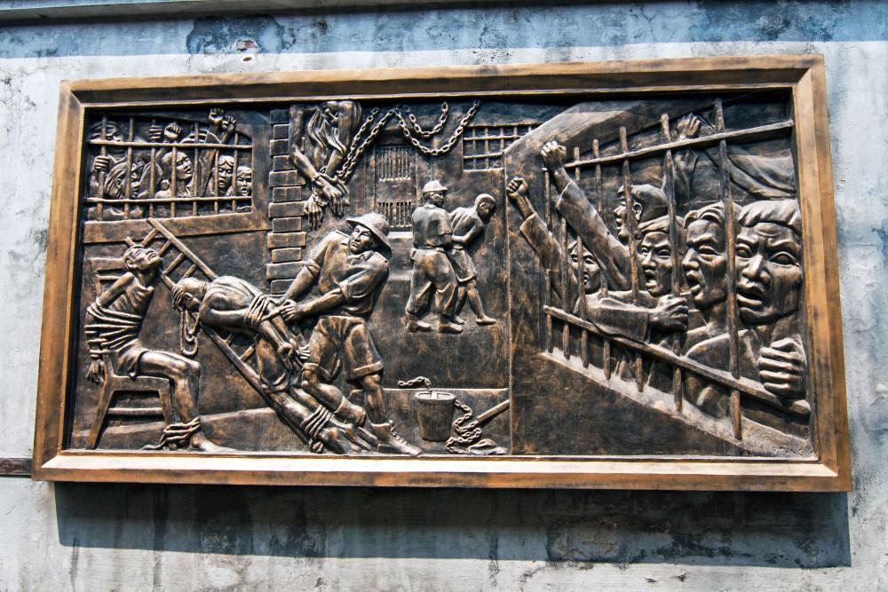 Hoa Lo Prison Vietnam