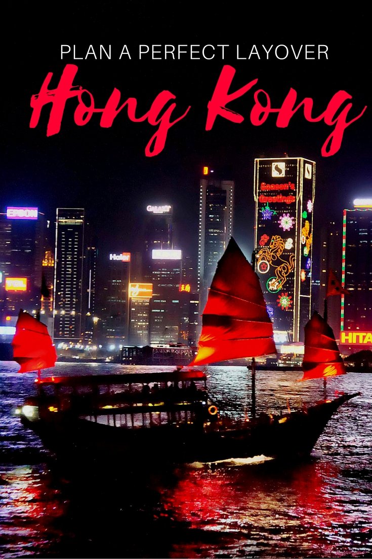 Plan A Perfect Hong Kong Layover | www.rtwgirl.co