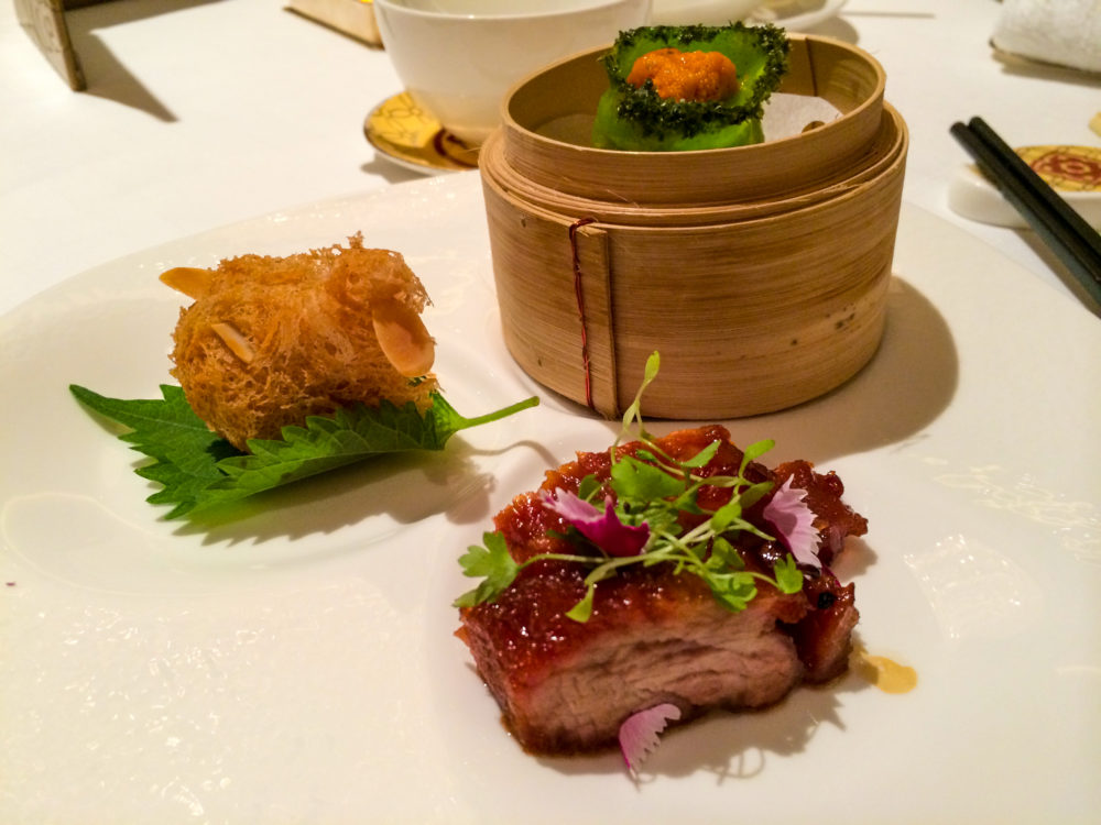 Shang Palace Michelin Lunch | www.rtwgirl.com