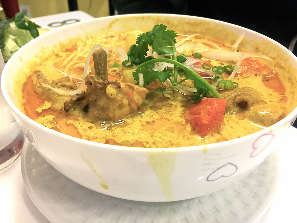 Rose VL Deli Chicken Curry Soup