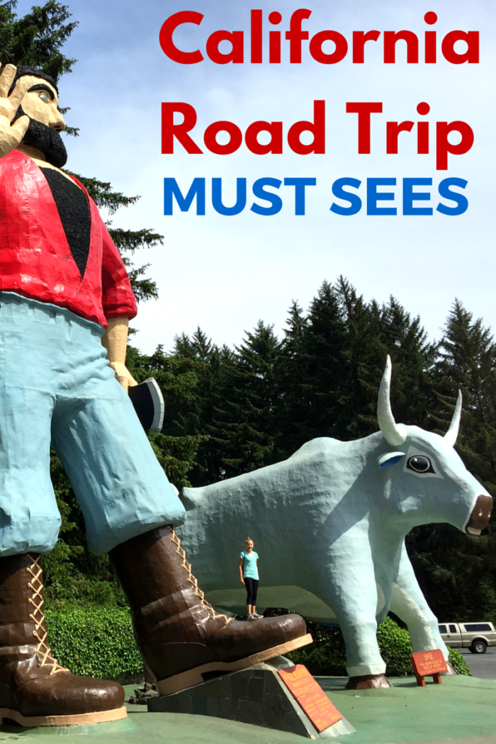 The Best Stops On A California Road Trip | www.rtwgirl.com